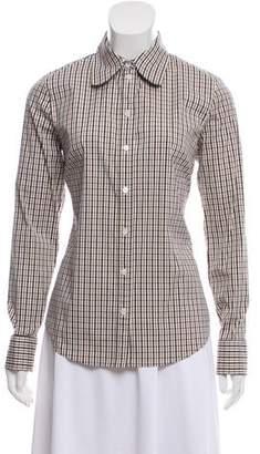 Michael Kors Long Sleeve Button-Up