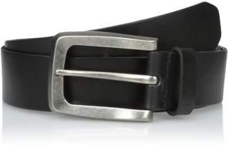 John Varvatos Men's Smooth Strap Belt