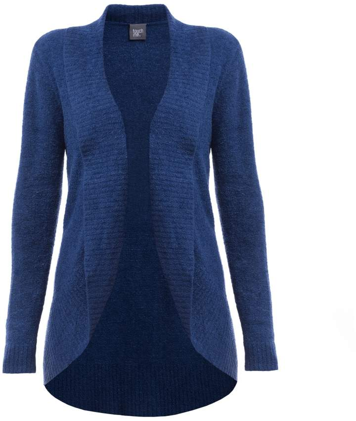 touch me - Caro Cardigan Bright Blue