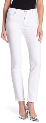 J Brand Maude Mid-Rise Cigarette Straight Leg Jeans