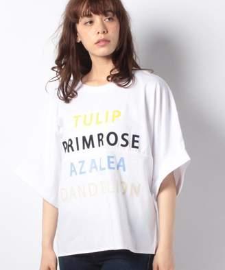 Million Carats (ミリオン カラッツ) - Million Carats フラワーネームTシャツ