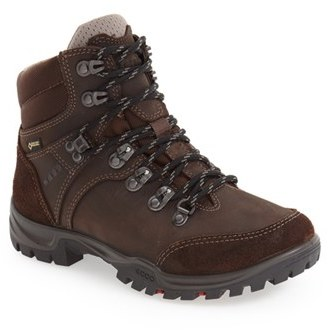 ECCO 'Xpedition III' Gore-Tex ® Waterproof Hiking Boot (Women) $229.95 thestylecure.com