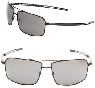 Revo Men's 62MM Pilot Sunglasses