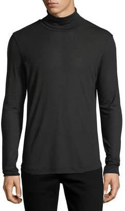 Theory Jersey Turtleneck Sweater