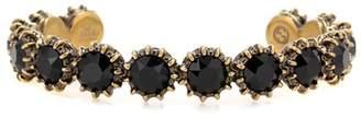 Gucci Glass stone-embellished bracelet