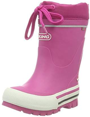 Viking Unisex Kids' Jolly Winter Ankle Boots,5