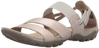Easy Spirit Women's Mesaa Flat Sandal