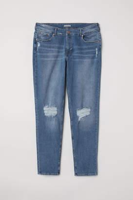 H&M H&M+ Boyfriend Regular Jeans - Blue