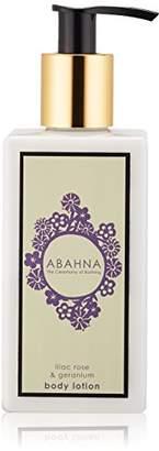 Abahna (アバーナ) - アバーナ ボディローション ライラック ローズ&ゼラニウム 250ml