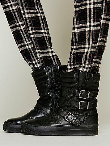 Bronx Victory Moto Boot