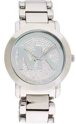 Michael Kors Runway Crystal Pavé Watch