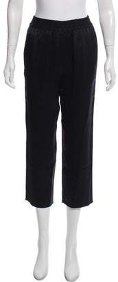 Nili Lotan High-Rise Wide-Leg Pants w/ Tags