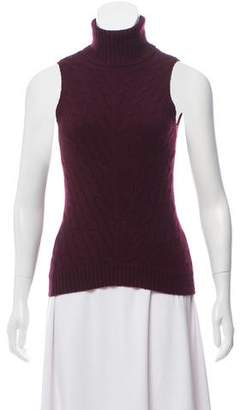 Ralph Lauren Medium-Weight Cashmere Turtleneck Sweater