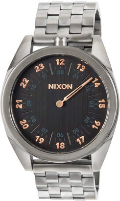 Nixon 43mm Genesis One-Hand Bracelet Watch