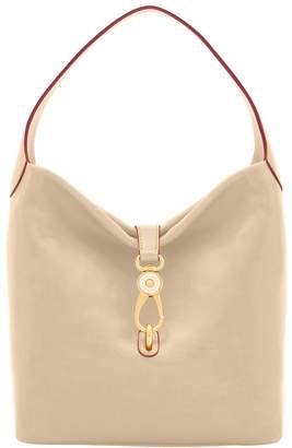 Dooney & Bourke Florentine Small Logo Lock Shoulder Bag