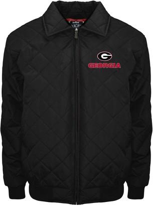 NCAA Men's Franchise Club Georgia Bulldogs Clima Jacket