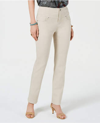 Style&Co. Style & Co Straight-Leg Pants