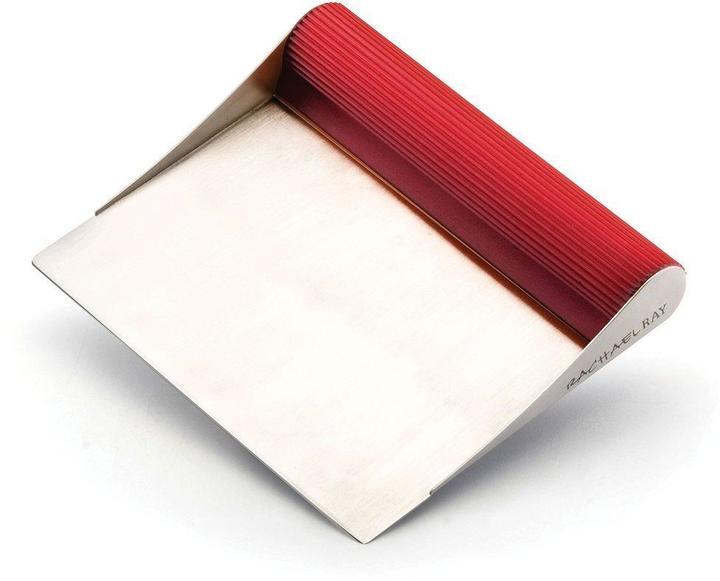 Rachael Ray Red Bench Scrape