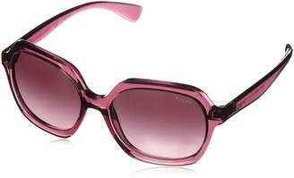 Ralph Lauren by Ralph by Women's Injected Woman Square Sunglasses