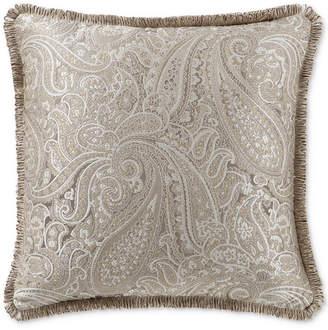 "Waterford Landon 18"" Square Decorative Pillow"