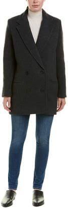 IRO Kalso Wool-Blend Coat