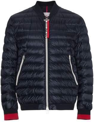 Moncler Deneb quilted bomber jacket