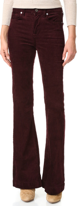 7 For All Mankind Ginger Flare Jeans $189 thestylecure.com