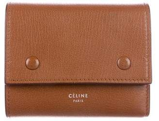 Celine 2016 Small Multifunction Wallet