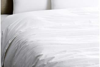 Matteo Nap Percale Duvet Cover - White
