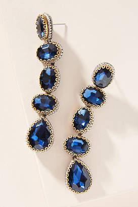 Deepa Skipping Stone Drop Earrings