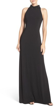 Women's Laundry By Shelli Segal Embellished Gown $295 thestylecure.com
