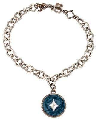 Armenta Enamel Charm Bracelet