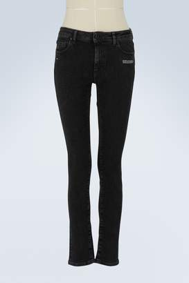 Off-White Black Women s Jeans - ShopStyle c68b8437b9