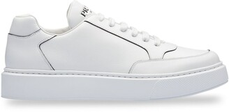 Prada thick sole sneakers