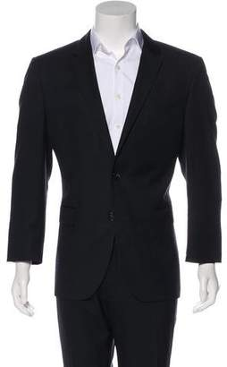 HUGO BOSS Tweed Virgin Wool Blazer