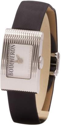 Boucheron Reflet Medium watch