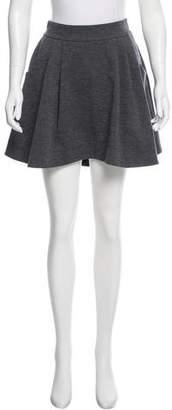 Diane von Furstenberg Yama Bis Wool Skirt