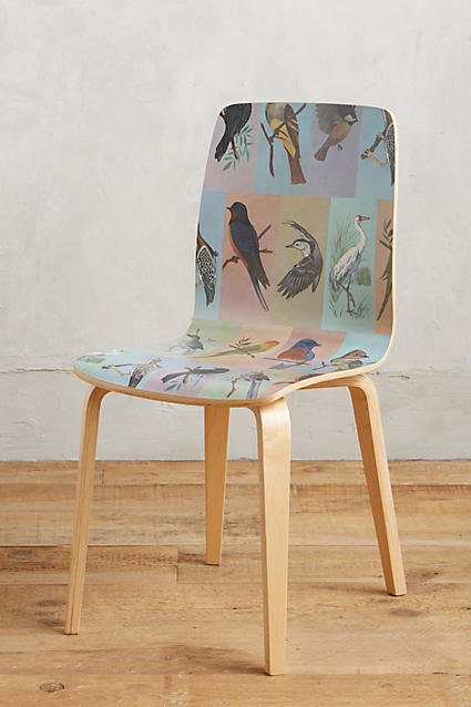 Anthropologie Anthropologie Avian Tamsin Dining Chair