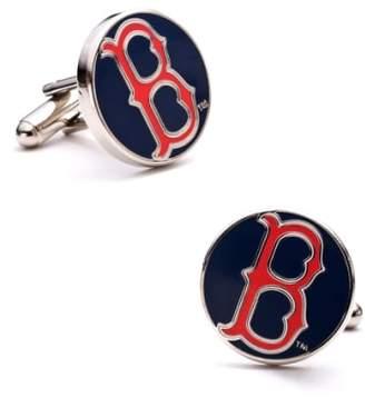 Cufflinks Inc. Cufflinks, Inc. 'Boston Red Sox' Cuff Links