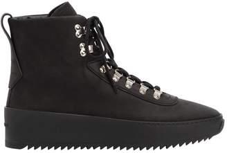 Fear Of God Nubuck Hiking Sneakers