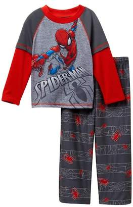 Spiderman AME Twofer Top Pajama Set (Little Boys & Big Boys)