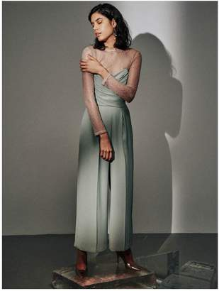 LAGUNAMOON (ラグナムーン) - LAGUNAMOON LADYクロスベアパンツドレス