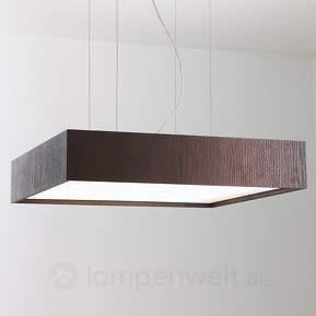 Hängeleuchte Quadrat S m. LED 60x60