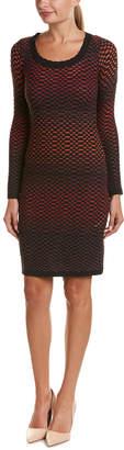 M Missoni Knit Shift Dress