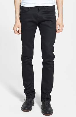 Naked & Famous Denim 'Super Skinny Guy' Skinny Fit Raw Jeans