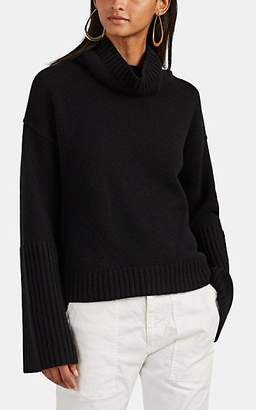 Nili Lotan Women's Boyd Cashmere Turtleneck Sweater - Black