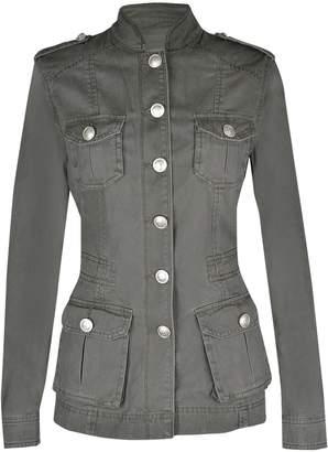 Noroze Ladies Military Style Summer Jacket