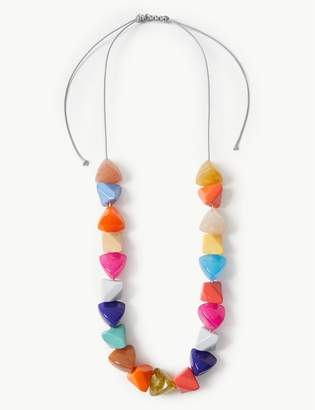 Marks and Spencer Chunky Rope Necklace