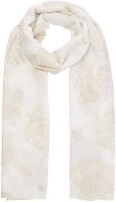 Biba Paisley foil scarf