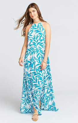 Show Me Your Mumu Bronte Maxi Dress ~ Andaz Maui X Mumu